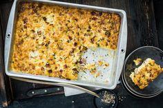 Probiere Hörnli-Auflauf jetzt bei FOOBY. Oder entdecke weitere feine Rezepte aus unserer Kategorie Hauptgericht. Lasagna, Macaroni And Cheese, Cooking, Ethnic Recipes, Pizza, Food, Al Dente, Gratin, Cheese