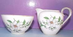 Krauthiem Seleb Bavaria Porcelain Milk Jug+Sugar Bowl Bachelor Set Franconia in Pottery, Porcelain & Glass, Date-Lined Ceramics, Pre-c.1840 | eBay