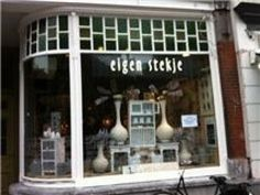Winkel in Den Bosch: eigen stekje - eigen stekje Den Bosch - Hinthamerstraat 86