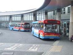 27) An image of 'Sunderland Interchange Coach Station at Park Lane'. An image by 'Malc Mcdonald'. Sunderland, Park, Buses, Places, Image, Parks, Busses, Lugares