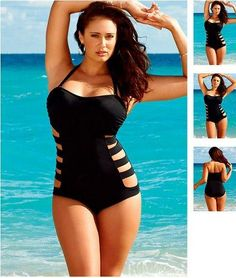 912ecd9344e 21 Swimsuits That Are Going To Give You The Weirdest Tanlines Ever. Plus  Size ...