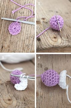 Crochet Pattern - Sweet Decoration