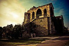 Tata castle, Hungary by Edina Janega Photography on My Town, Tower Bridge, Hungary, Medieval, Beautiful Places, Castle, Photography, Travel, Photograph