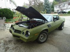 """Sarge Leader shared his """"Infidel"""" a 1979 Camaro Veterans Tribute Car, built by me.  383 Stroker 470 HP."""""""