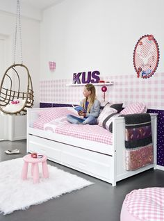 Coming Kids Bedbank Wit | Baby & Tiener