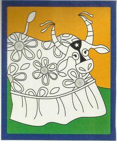 Atividade: Álbum do folclore colorido com personagens folclóricos para imprimir - ESPAÇO EDUCAR