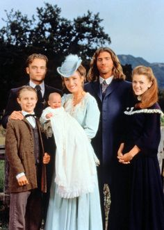 "The cast of the beloved drama ""Dr. Quinn, Medicine Woman"" breaks bad in a skit for Funny or Die. Dr Quinn, Joe Lando, Dr Mike, Drama Tv Shows, Tv Doctors, Medical Drama, Jane Seymour, Star Wars, Old Tv Shows"