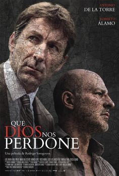 Que dios nos perdone Drama/ Thriller. Two police inspectors in Madrid take on a case involving a prolific serial killer, as city officials make their preparations for a scheduled papal visit. Movies 2019, Hd Movies, Movies To Watch, Movies Online, Movies And Tv Shows, Movie Tv, Free Online Movie Streaming, Hd Streaming, Streaming Movies