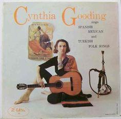 Sings Spanish Mexican and Turkish Folk Songs ~ Cynthia Gooding Eminem, Folk, Buy Vinyl, Spanish, Singing, Mexican, Rey, Music, Roman