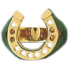 Horseshoe Gold Ring This Gold Horseshoe Ring is available in GoldWeight: Grams Horseshoe Ring, Gold Rings, Islamic Art, Yellow, Metal, How To Make, Gaming, Accessories, Usa