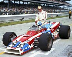 Lloyd Ruby at Indy in 1970.