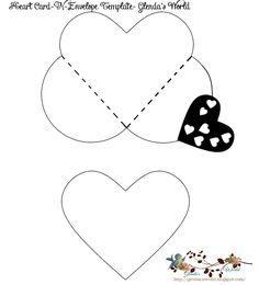 Yin Yang Valentine Card Pattern | Pinterest | Yin yang, Activities ...