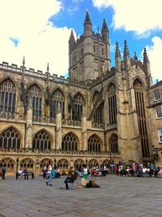 Bath, England with Kids: Top Ten Things to Do in Bath on a Family Vacation - Roman Baths, Sally Lunn's, Pump Room, Fashion Museum Travel Rev...