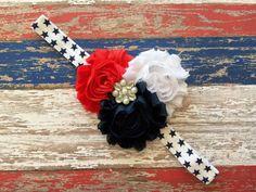 The Freedom Headband by mimislullaby on Etsy