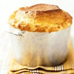 French Classic Cheese Souffle (2 of 13) _ Let it puff up in the oven, golden & gorgeous! _ 13 French recipes with Western twists. Want to cook like Julia Child? Get out your whisk! Here are 13 French recipes to master!