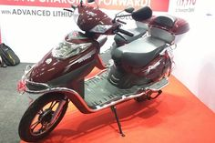 #Launched: #Hero_Electric Flash #Scooter Costs Just Rs 19,990  #Legend Electric has presented the most moderate #electric_bike in India. Called the Hero #Electric_Flash, this bike accompanies a sticker price of Rs 19,990 (ex-showroom, #Delhi). Strangely, purchasers don't need a #driving permit to ride the bike as it can be ridden up to 40kmph as it were.  http://bit.ly/2kd1qGh