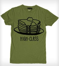 High Class Mens T-Shirt | Men's Clothing | nooworks | Scoutmob Shoppe | Product Detail