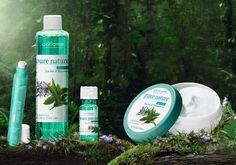 Pure Nature Organic Tea Tree & Rosemary Purifying Oil:  Effective formula…