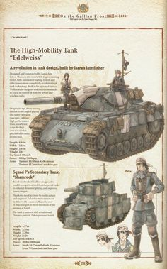 Valkyria Chronicles Limited Edition Art Book - page 20