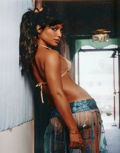 Mayte Garcia, oh MAMI. Her bellydancing is just HOT.
