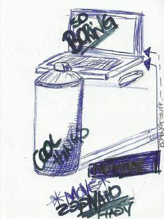 13 um desenho tosco por dia ;p