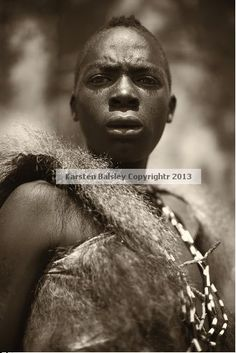 """The Bushman.  Sepia Photograph.   Edition of 25.   Measures 24.0""""h x 16.0""""w…"""