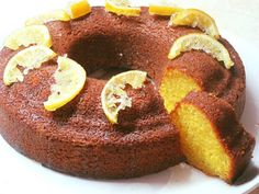 Σιμιγδαλάτο κέικ με σιρόπι λεμονιού !!! ~ ΜΑΓΕΙΡΙΚΗ ΚΑΙ ΣΥΝΤΑΓΕΣ 2