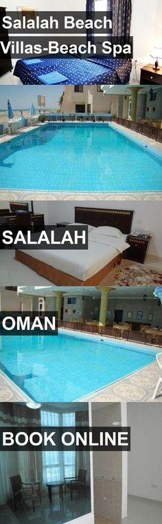 Hotel Salalah Beach Villas-Beach Spa in Salalah, Oman. For more information, photos, reviews and best prices please follow the link. #Oman #Salalah #SalalahBeachVillas-BeachSpa #hotel #travel #vacation