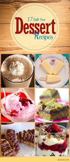Check out these low-calorie desserts that will allow you to indulge that sweet tooth without deviating from your clean eating plan.
