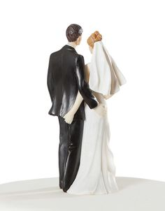 Funny Sexy Tender Touch Cake Topper  Custom by weddingcollectibles, $40.95