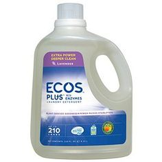Ecos Plus With Enzymes (210 HE Loads 210 fl. oz.)