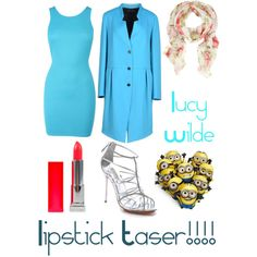 """Lucy Wilde"" by egbooth on Polyvore"