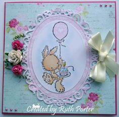LOTV - Balloon Bunny by Ruth Porter