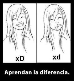 Aprende cual es la diferencia
