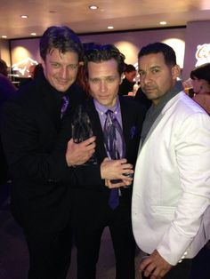 Castle!! Peoples Choice Awards 2013