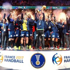 #Handball2017 #PhenomenalHandball