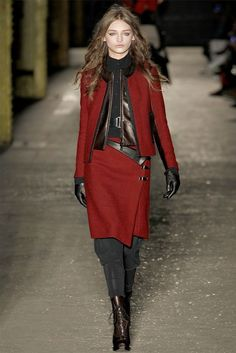 Rag and Bone Fall/Winter 2012 collection.