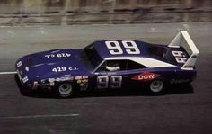 Richard Brickhouse, b.1939. 1 victory. His only win came at the inaugural 1969 Talladega 500 as Charlie Glotzbach's replacement.