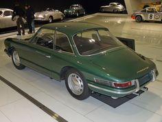1959 Porsche T7 754/1961 695 (UR 911 Concept)