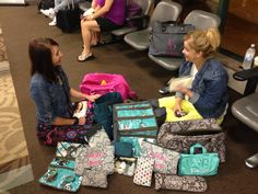 Carry-on perfection with Thirty-One! www.mythirtyone.com/madisonbell 409.782.1661 madisonbell31@hotmail.com