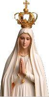 Modlitwa na każdy dzień: Pięć modlitw, do odmawiania których Maryja zachęcała w Fatimie. Lady Of Fatima, Religious Images, Madonna, Catholic, Princess Zelda, Fictional Characters, Screen Wallpaper, Prayers, God