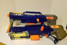 Nerf N-Strike Recon CS-6 Dart Blaster - Clear
