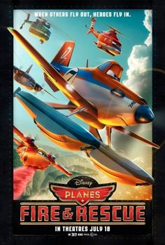 Planes: Fire & Rescue 2014 full Movie HD Free Download DVDrip