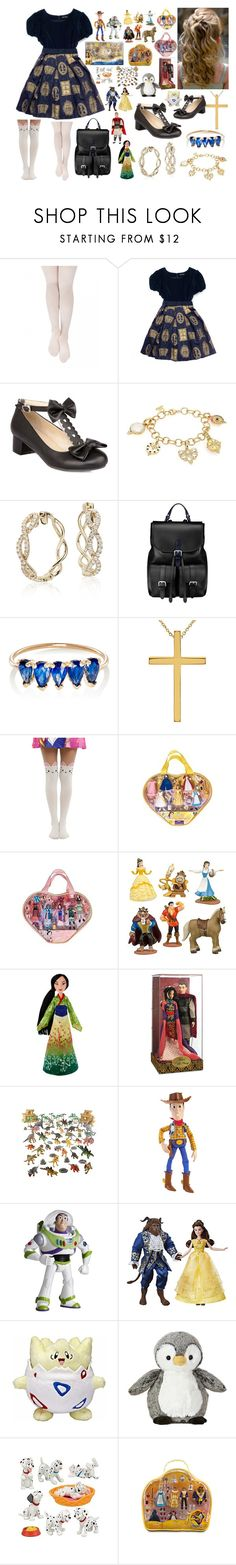 """""""Crystal"""" by beth-black ❤ liked on Polyvore featuring Temple St. Clair, Aspinal of London, Loren Stewart, Disney and Animal Planet"""