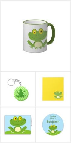 Frogs Gifts and Decor