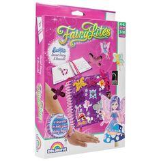 Colorific FairyLites Secret Diary & Bracelet Set Secret Bracelet, Bracelet Set, Secret Diary, Spiral, Xmas, Crafty, Cool Stuff, Big, Bangle Set