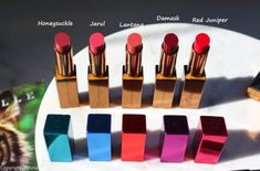 Chantecaille Lip Chic Review Swatches
