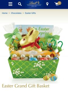 How to fill the perfect easter basket with lindt holidays how to fill the perfect easter basket with lindt holidays pinterest building as and easter baskets negle Image collections