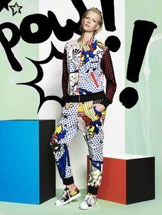 best website 771b0 86568 5-adidas-originals-by-rita-ora-ss-2015-super-pack. rita ora adidas originals  pow - Google Search Sport Fashion, Pop Art ...