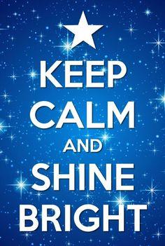 Keep calm signs..............